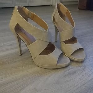 Michael Antonio heels size 7.5, 4 inch